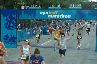 nyc half marathon new york half marathon nyrr (25)