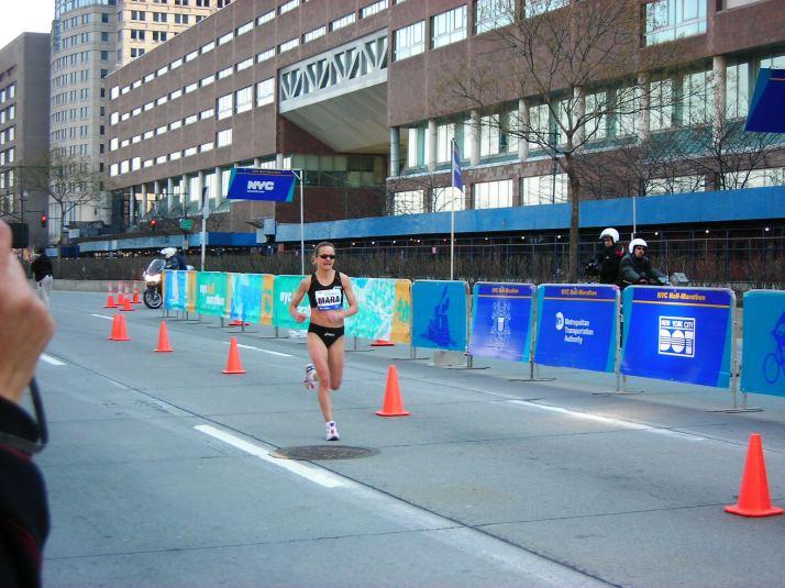 new york city half marathon nyrr ny mara