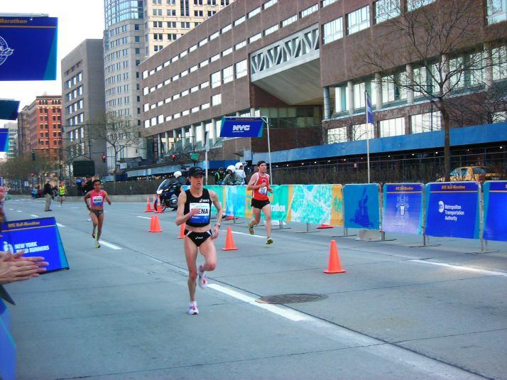 new york city half marathon nyrr ny  deena kastor