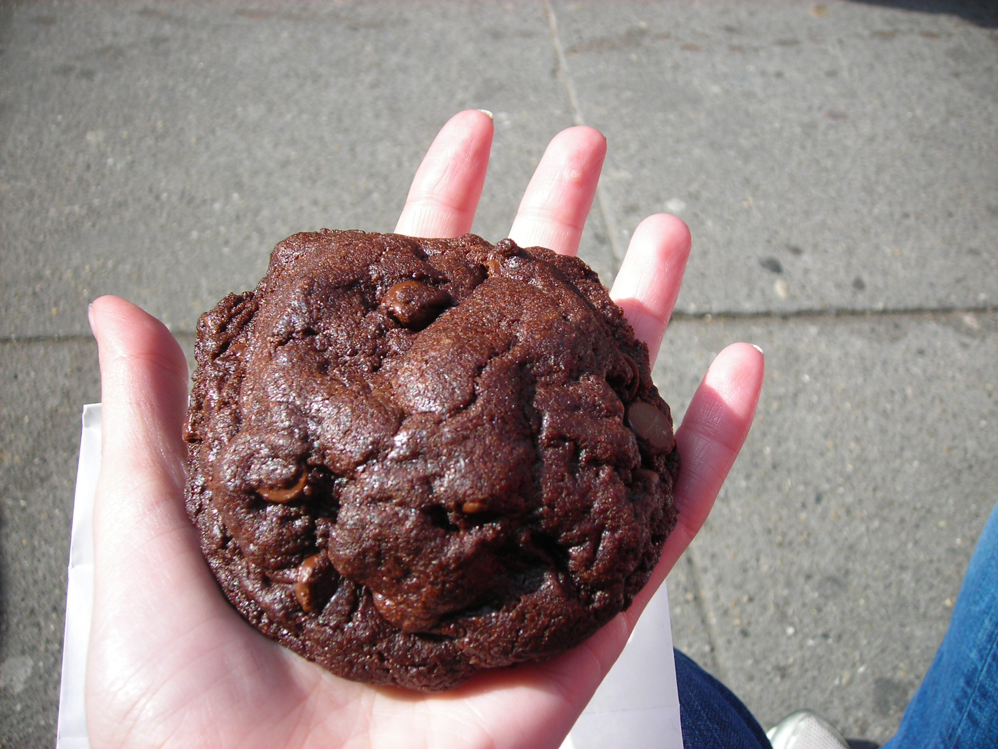 levian bakery chocolate chip cookie