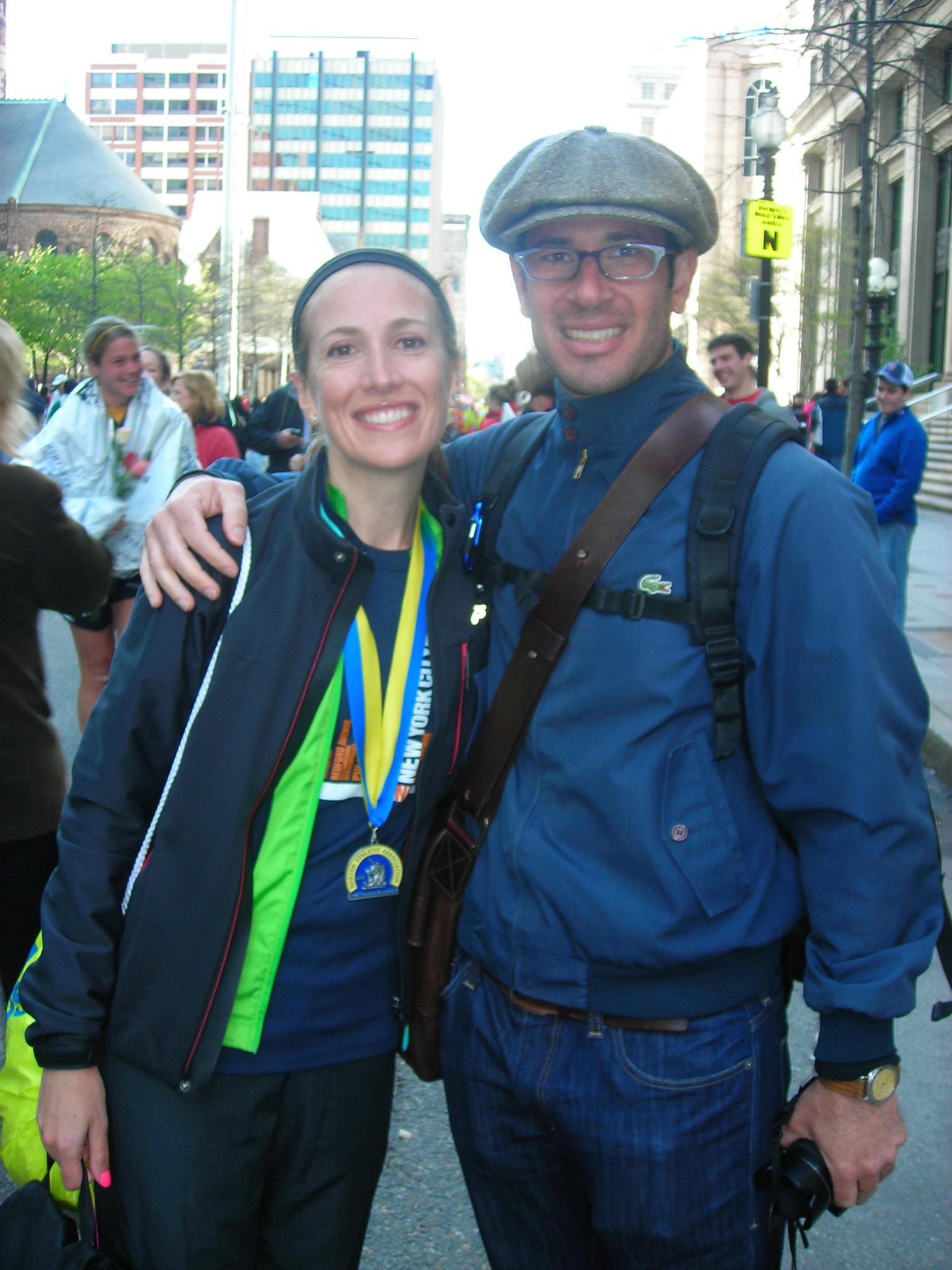 professional marathon crew!