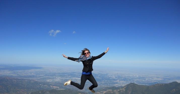 I  jump!