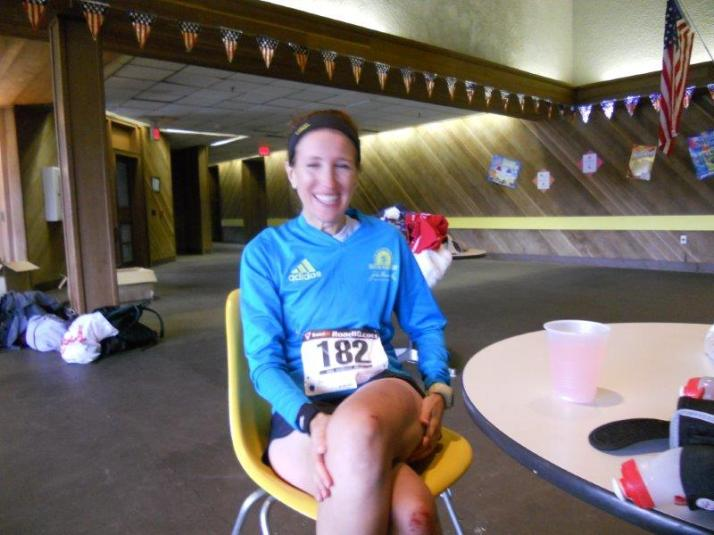 Mountain Madness 50K nj trail ultra after injured (1)