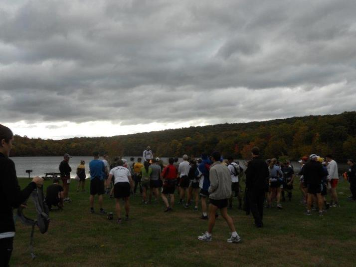 Mountain Madness 50K nj trail ultra start (4)