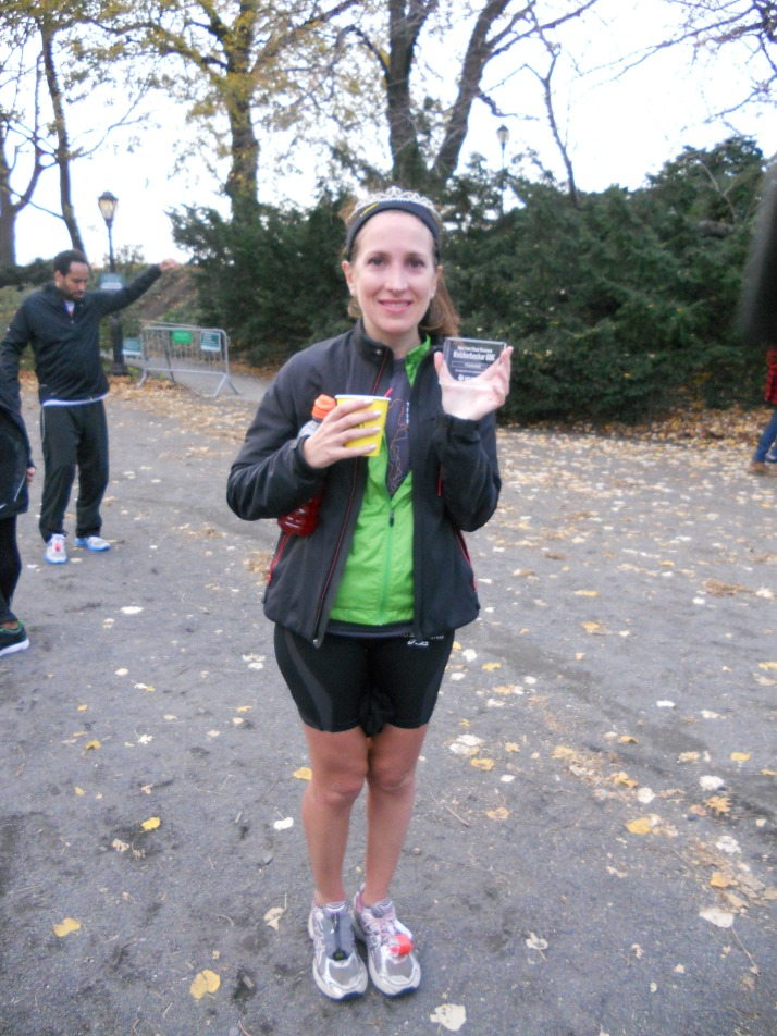 knickerbocker 60K central park new york Elizabeth maiuolo