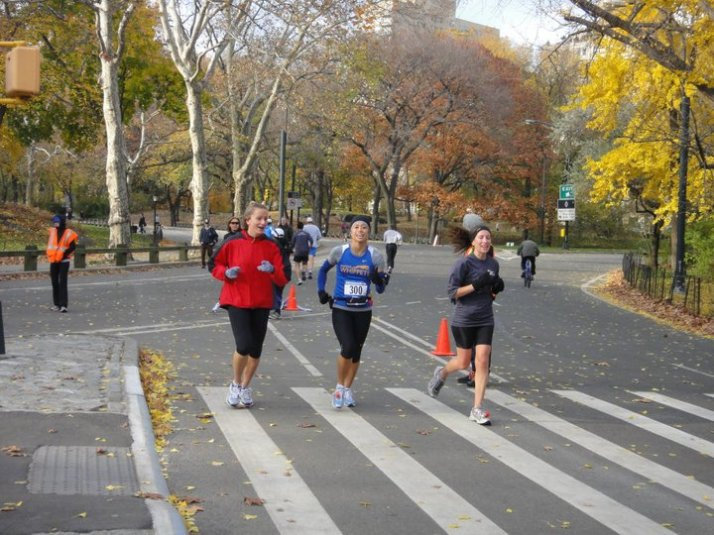 Knickerbocker 60k course central park elizabeth maiuolo