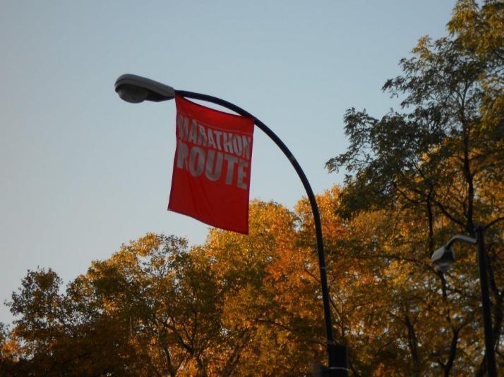 2011 New York City Marathon Footlocker Five Boro Challenge central Park (7)