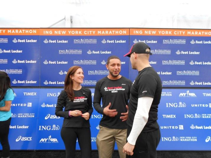 footlocker five boro challenge team new york city marathon 2011 press conference (128)