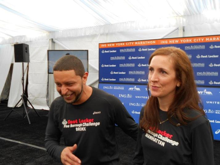 footlocker five boro challenge team new york city marathon 2011 press conference (149)