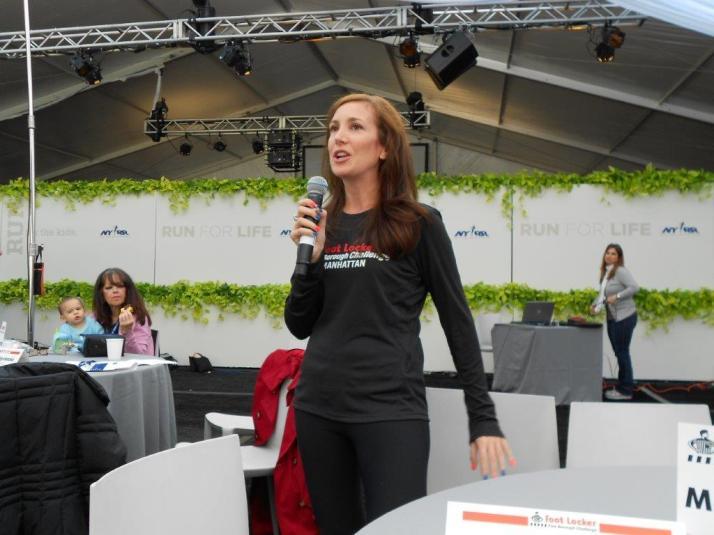 footlocker five boro challenge team new york city marathon 2011 press conference (63)