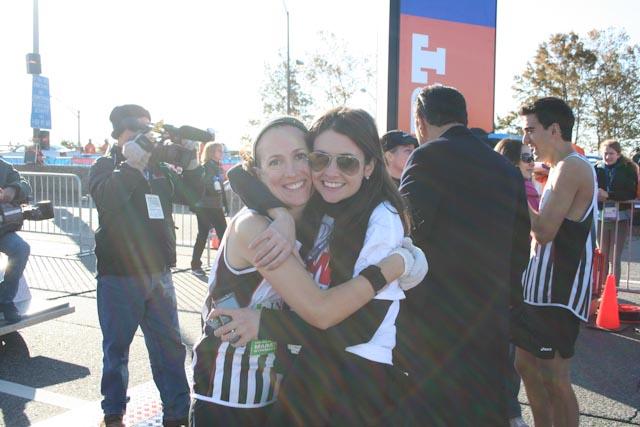 new york city marathon 2011 Footlocker five boro challenge nyrr elizabeth maiuolo  (1)