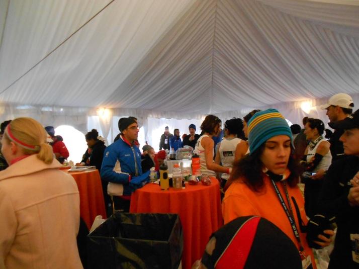 new york city marathon 2011 Footlocker five boro challenge nyrr elizabeth maiuolo 22