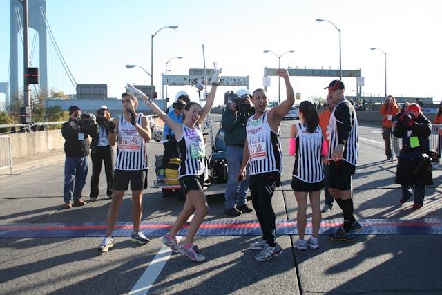 new york city marathon 2011 Footlocker five boro challenge nyrr elizabeth maiuolo  3 (4)