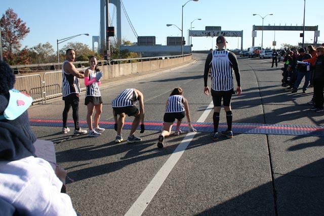 new york city marathon 2011 Footlocker five boro challenge nyrr elizabeth maiuolo  5