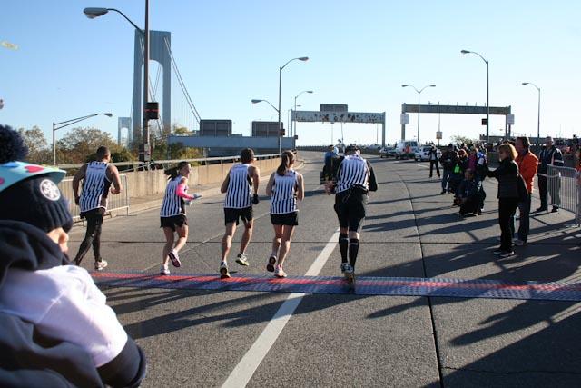 new york city marathon 2011 Footlocker five boro challenge nyrr elizabeth maiuolo  7 go (2)