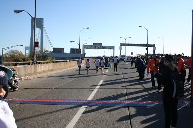 new york city marathon 2011 Footlocker five boro challenge nyrr elizabeth maiuolo  7 go (3)