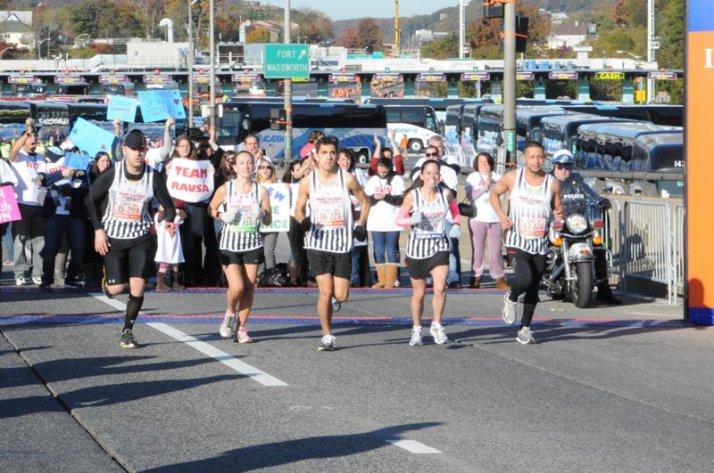 new york city marathon 2011 Footlocker five boro challenge nyrr elizabeth maiuolo  8 (3)