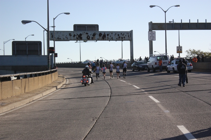 new york city marathon 2011 Footlocker five boro challenge nyrr elizabeth maiuolo  9 (2)