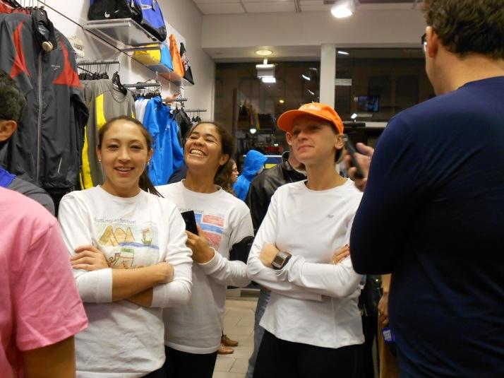 new york city marathon 2011 Footlocker five boro challenge nyrr expo elizabeth maiuolo run footlocker (10)