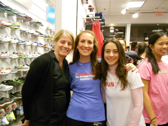 new york city marathon 2011 Footlocker five boro challenge nyrr expo elizabeth maiuolo run footlocker (15)