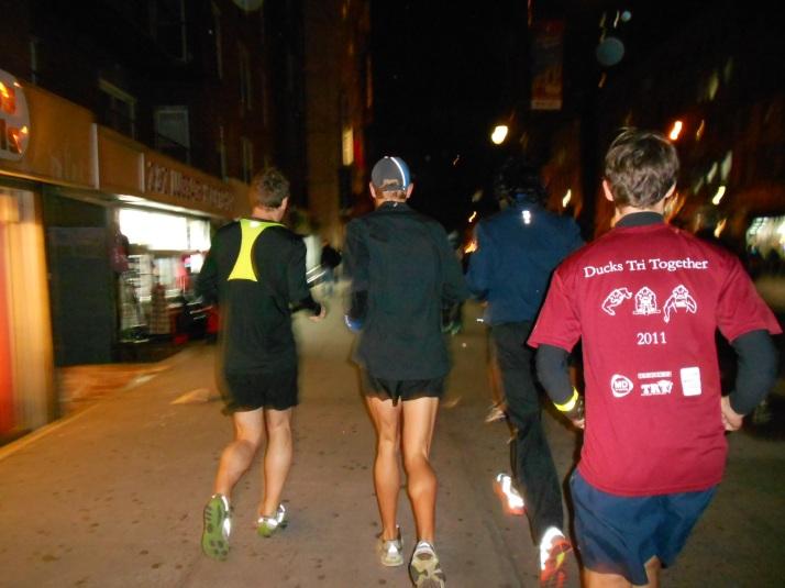 new york city marathon 2011 Footlocker five boro challenge nyrr expo elizabeth maiuolo run footlocker (16)