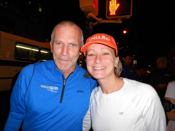 new york city marathon 2011 Footlocker five boro challenge nyrr expo elizabeth maiuolo run footlocker (19)