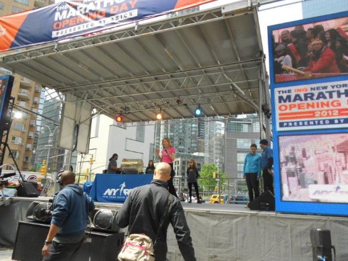 new york city marathon opening day (8) mary wittenberg
