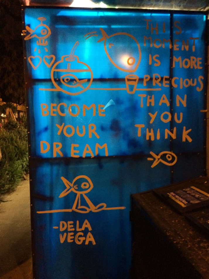 become your dream de la vega nyc