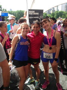 nyrr oakleys mini 10k desiree davila