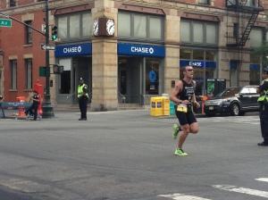 Jordan Jones New York City Triathlon