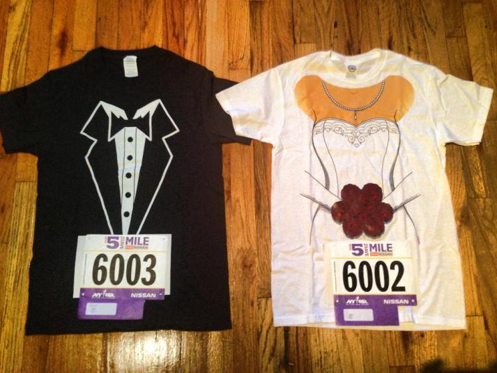 How you Run the Fifth Avenue Married Mile