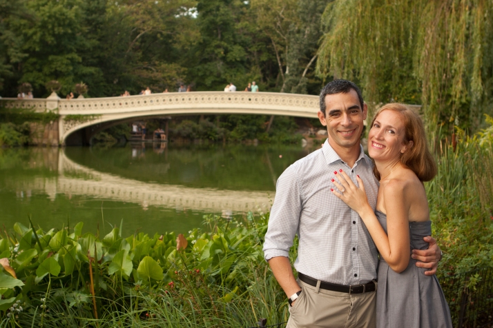 Juan and Elizabeth are Engaged