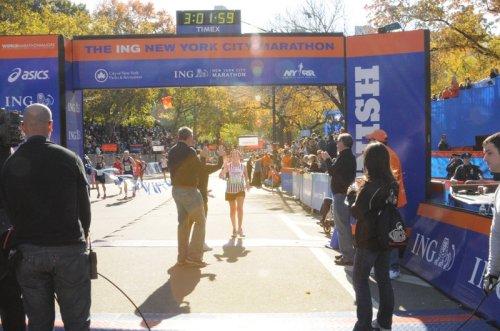 New York City Marathon 2011 - marathon #6 FIRST MARATHON I DID NOT PR or BQ at... ehem.