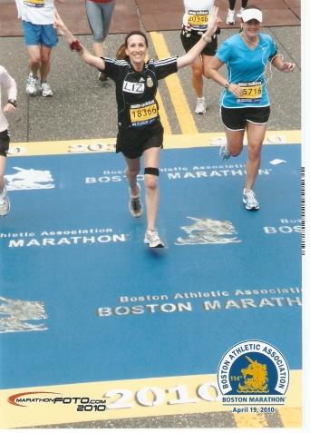 Boston Marathon 2010 - marathon #3