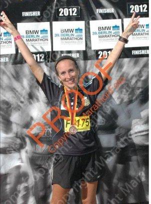 Berlin Marathon 2012 - marathon #6