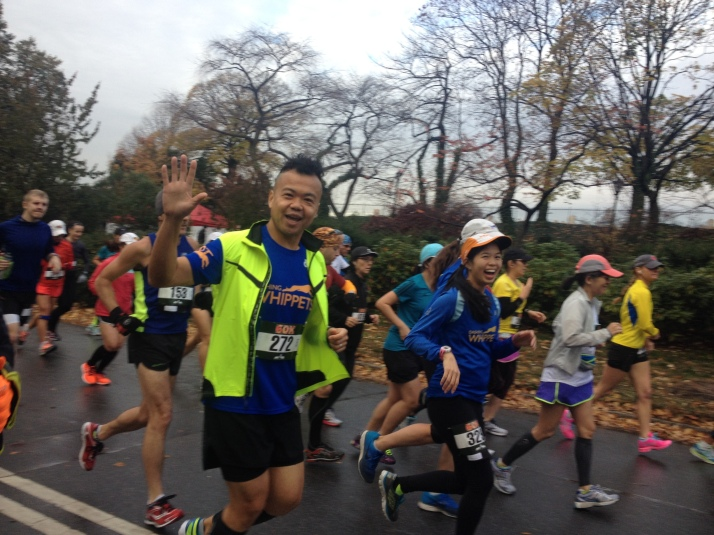 knickerbocker 60K nyrr new york road runners central park results photos (2) ken tom