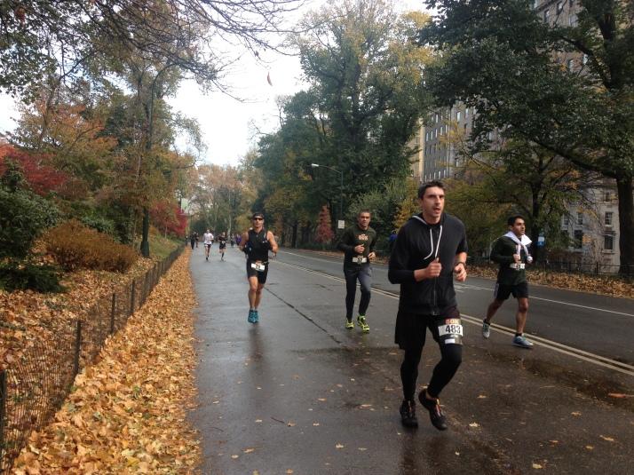 knickerbocker 60K nyrr new york road runners central park results photos (4) juan becerra