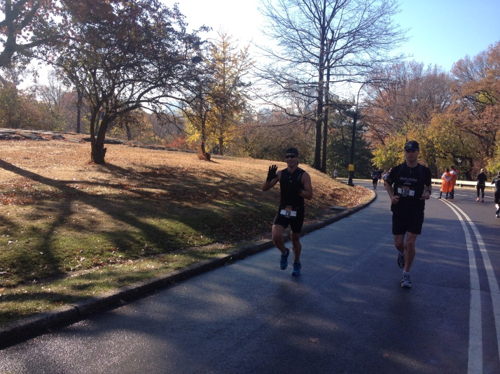 knickerbocker 60K nyrr new york road runners central park results photos (5)