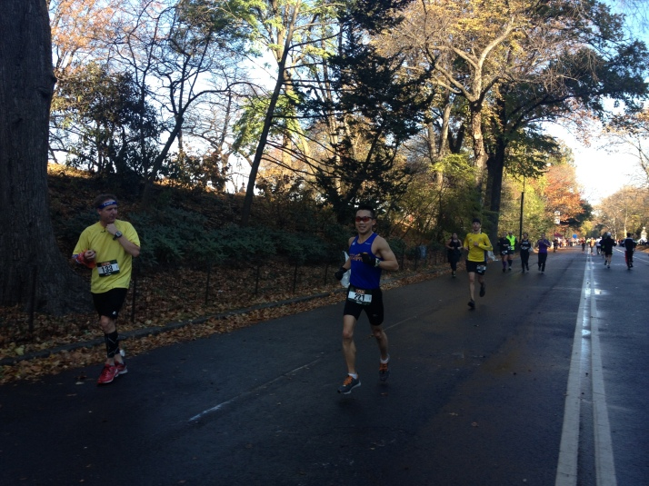 knickerbocker 60K nyrr new york road runners central park results photos (6)