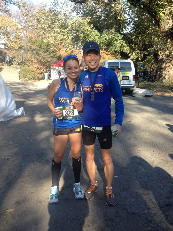 knickerbocker 60K nyrr new york road runners central park results photos (9) tommy pyon sung sky canaves