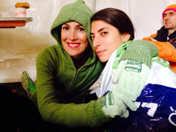 new york city marathon elizabeth maiuolo athlete's village (13)