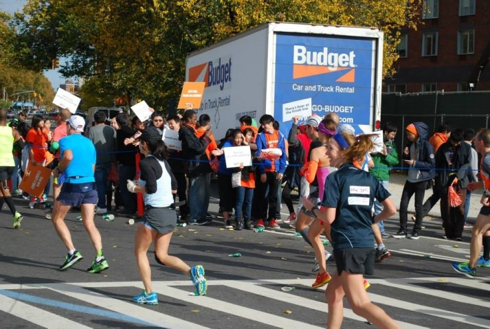 New York City Marathon elizabeth maiuolo bronx (2)