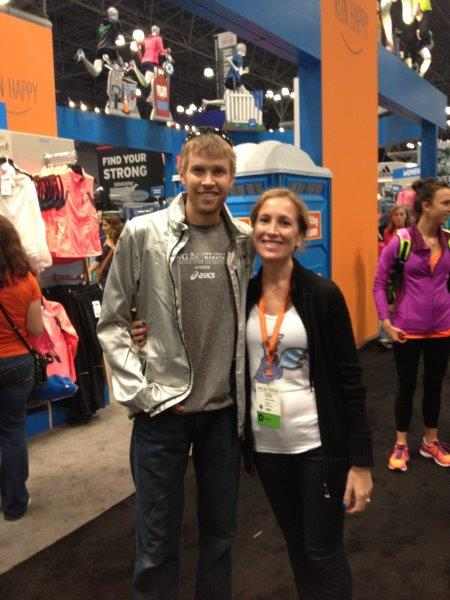 new york city marathon expo elizabeth maiuolo (2) Ryan Hall