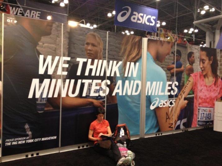 new york city marathon expo elizabeth maiuolo (35)