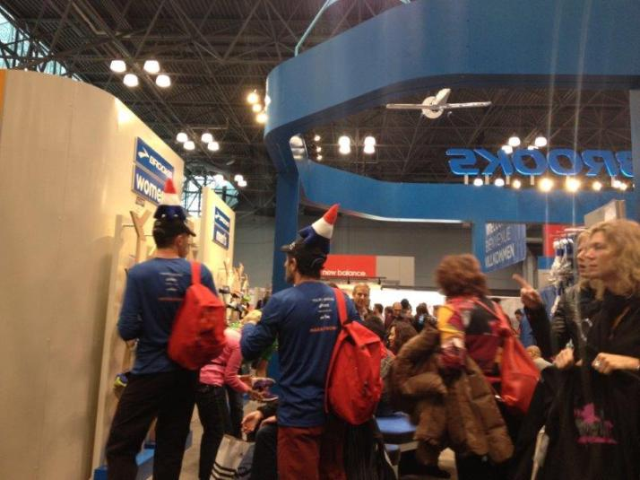 new york city marathon expo elizabeth maiuolo (36)