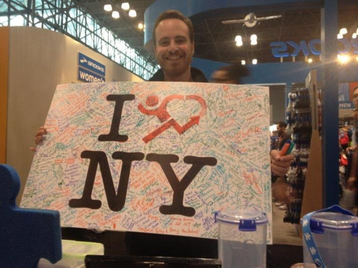 new york city marathon expo elizabeth maiuolo (41) charity miles