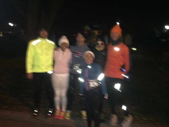 emerald nuts nyrr midnight run central park