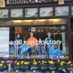 Marathon Sports... shopping time!