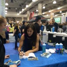 Kara signing