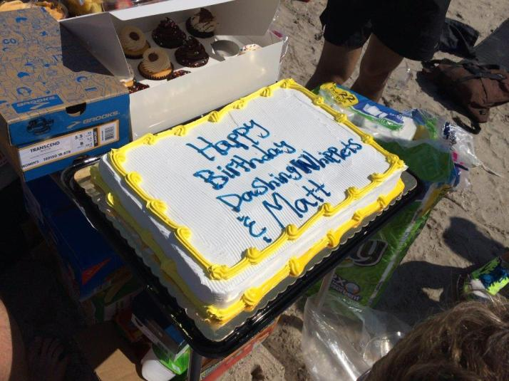 Happy Birthday Whippets (5 years!!) and Matthew Wong (a few more than 5!)